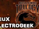 """Jeux Electrogeek 85 test """" Mortal Kombat Trilogy"""""""
