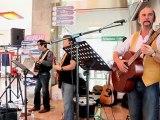 Le Groupe Teach en concert à la gare de Nancy