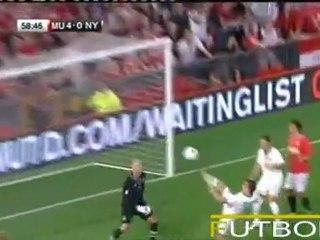 Manchester United - New York Cosmos 6:0