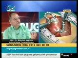 Kalp Sağlığı - Op. dr. Mahmut Akyıldız - 08.07.2011 - TGRT Haber