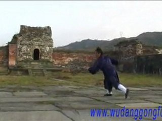 WuDang Special Weapon--Monk Spade 武当奇门兵器--方便铲