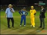 1st T20, Australia in Sri Lanka, 2011 - Highlights