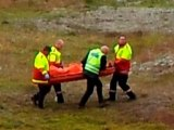 Britons injured in polar bear attack