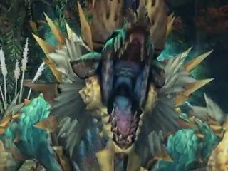 Spot TV de Monster Hunter Portable 3rd HD