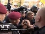 Ukraine: l'ex-PM Ioulia Timochenko arrêtée - no comment