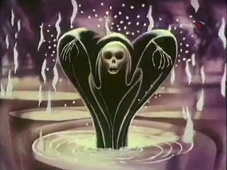Russian animation: Night on Bald Mountain (+English subtitles) 1998