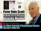 Peter Dale Scott: En Route vers le Nouveau Désordre Mondial (Radio Courtoisie)
