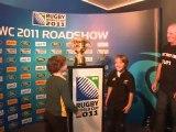Coupe du monde de rugby: la Nouvelle Zélande est pleine d'espoir