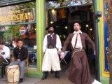 Danse traditionnelle dans le quartier de la Boca 2