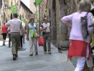 Toscana - Chianti - Montalcino - Montepulciano