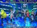 Super Junior - Superman LIVE [English subs + Romanization + Hangul] HD