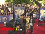 """SYTYCD Dancers at """"GLEE THE 3D CONCERT MOVIE"""" Premiere"""