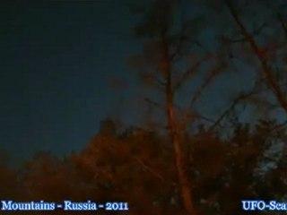 OVNI RUSSIE JUILLET 2011