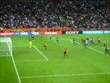 Le penalty victorieux des japonaises - Finale Coupe du Monde