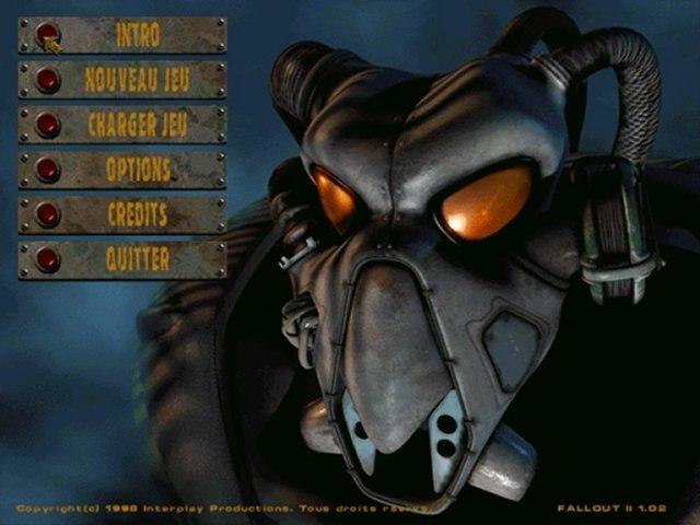 Fallout 2 walkthrough 1 - Le Temple des épreuves