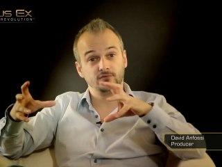 Social de Deus Ex: Human Revolution