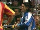 RC Lens - Olympique Lyonnais, L1, saison 2005/2006 (vidéo 3/3)