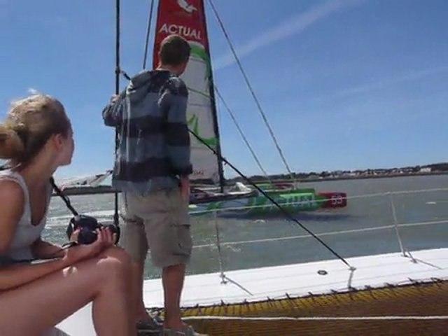 Estuaire Multi Challenge 2011 video1