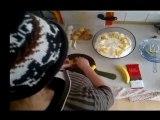 Apple Cakes  danmark padborg 2011 maroc morocco rabat  كعكة التفاح قطين