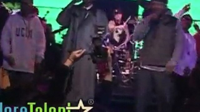 """Snoop Dogg, The Game & Travis Barker """"I Wanna Rock"""" Live @ """"Malice in Wonderland"""" Release Party, the Vanguard, Hollywood, CA, 12-08-2009 Pt.3"""