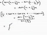 Definite Integrals - Use trigonometric identity to simplify integral
