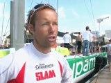 Rolex Fastnet Race : Groupama 4 de retour à Lorient!