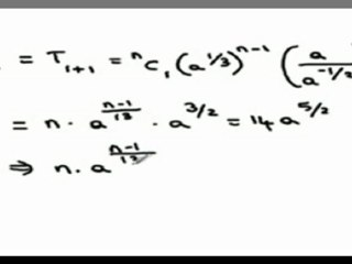 Grouping terms of a multinomial to form a Binomial