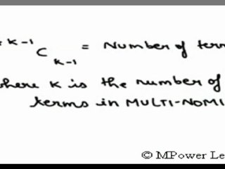 Finding coefficient of a particular term in product of two binomials