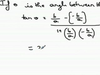 Circles -- Family of Circles, Conic Sections - Asymptotes of Hyperbola