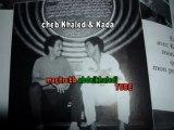 """cheb Khaled et cheb Kada en concert .. mon son """"pourri"""" adorable ;)"""