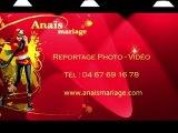 Photographe Montpellier Herault - Anais Mariage - Photo Video