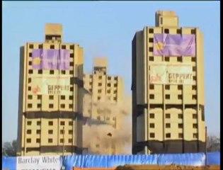 Bringing Down Buildings