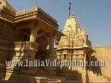 Jain temple, Ludrva01, Jaisalmer