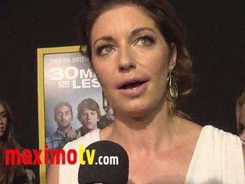 Bianca Kajlich Interview at