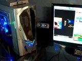 """Amélioration du PC gamer """"Nemesis"""" par un changement de processeur,remplacement du processeur intel core2duo par un quad core,ajout de bonne pate thermique puis test de l'ordinateur"""