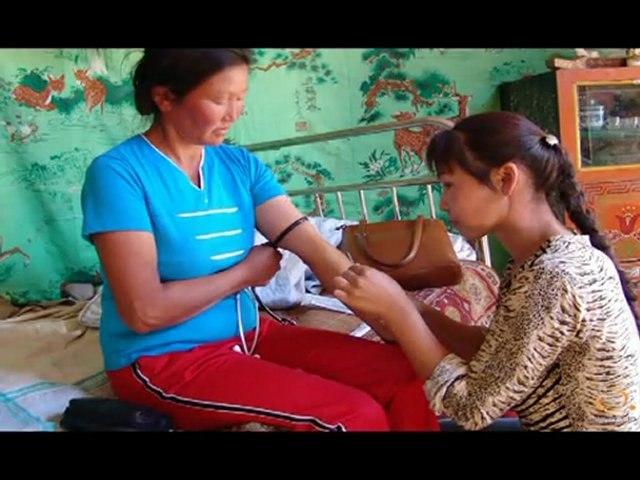 Santé Sud: renforcement des structures de santé en Mongolie