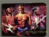Jimi Hendrix ft 2Pac -Purple Haze