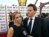 Sarah Michelle Gellar Returns With Ringer