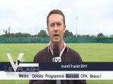 Le Flash de Girondins TV  - Mardi 9 août 2011