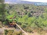 Plus de 250 hectares détruits dans un incendie dans les Corbières catalanes