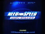 First Level - Test - Need for Speed : High Stakes - Playstation