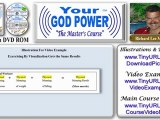 Video #002 of 270 - The Masters Course  - How To Use Your God Power To Find Love Happiness & Success In 2012 And Beyond - Learn The Secrets And Techniques - By New Age Guru Richard Lee McKim Jr. - Chapter 01 - What Is Your God Power - Part 02 of 20