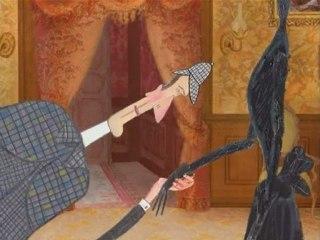 Russian cartoon: Sherlock Holmes & Dr. Watson (+English subtitles) 2005