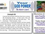 Video #005 of 270 - The Masters Course  - How To Use Your God Power To Find Love Happiness & Success In 2012 And Beyond - Learn The Secrets And Techniques - By New Age Guru Richard Lee McKim Jr. - Chapter 01 - What Is Your God Power - Part 05 of 20