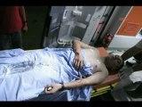 Nöbet değişiminde silah ateş aldı 2 er yaralı