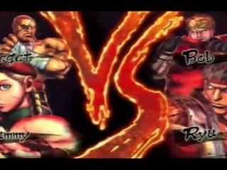 Gameplay de Street Fighter X Tekken
