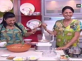 Choumicha Leila El Berrak - Pastilla au Amande