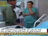 Khamis Gaddafi Visits Victims of NATOs Bombings in Zliten 09-09-2011, War On Libya
