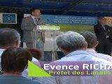 Inauguration de la voie verte littorale - 08 juillet 2011