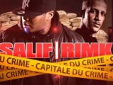 SALIF FEAT RIM-K DU 113 - Capitale du Crime | Prolongations